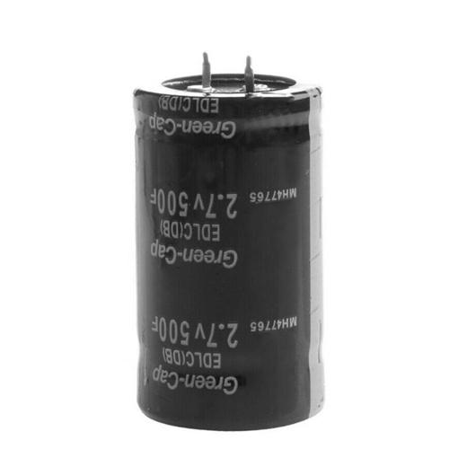 10個2.7V 500Fコンデンサカーコンデンサファラッドコンデンサスーパーファラッドコンデンサ35 * 60mm