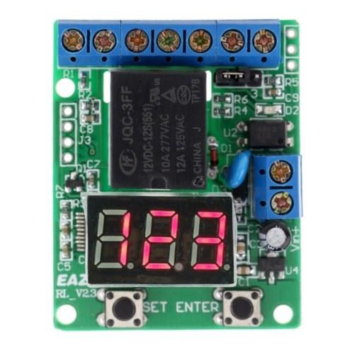 CT 1.1 Modulo controller contatore Modulo contatore DC12V Modulo circuito 0 ~ 999 Campo di conteggio