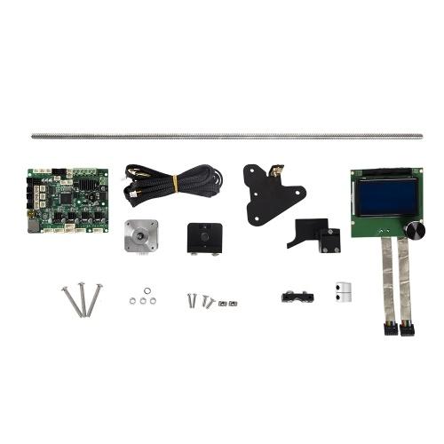 Creality 3D cr-10s Imprimante 3D Kit de bricolage amélioré Imprimante 3D Kit de mise à niveau complète Kit d'accessoires pour imprimante 3D