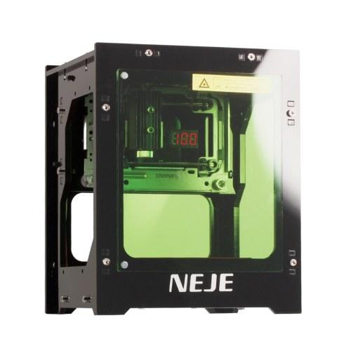 Incisore laser NEJE DK-BL 3000mW 450nm Smart AI Mini macchina per incisione BT Wireless Engraver BT 4.0 per connessione iOS / Android