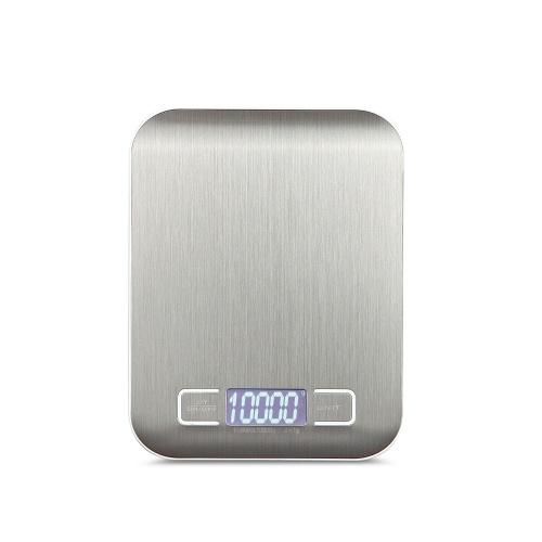 Bilancia digitale portatile Mini bilancia da cucina digitale Bilancia elettronica professionale accurata Bilancia di precisione 5kg * 1g DH-2012