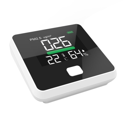 PM2.5 Air Quality Monitor Digital Gas Analyzer