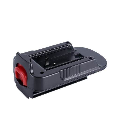 HPA1820 Adapter 20V MAX to 18V Adaptor Battery Adapter Compatible with Black Decker & Stanley & Porter Cable Convert Black Decker 20V or Stanley 20V or Porter Cable 20V Lithium-ion Battery to Black Decker 18V MH-Ni Battery