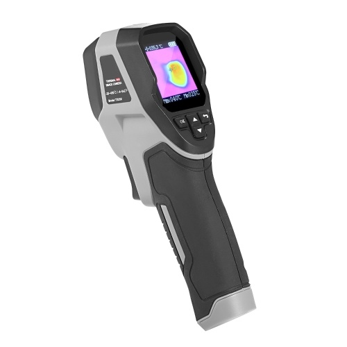 Imageur thermique infrarouge Appareils d'imagerie infrarouge IR Mini caméra d'imagerie thermique portable -20 ~ 450 ℃ / -4 ~ 842 ℉ Plage d'image thermique Dispositif d'image thermique