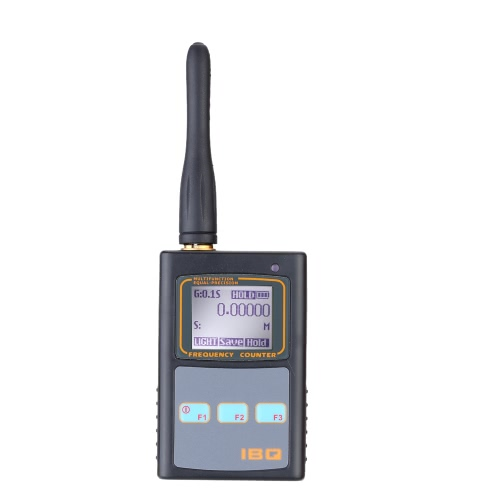 Handheld Digital LCD Frequency Counter