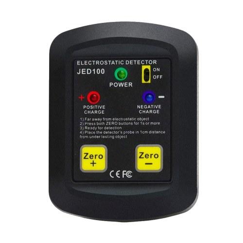 手のひらサイズの静電検出器ポータブル静電テスター静電アナライザー100V〜20KV ESDテストメーターゲージ