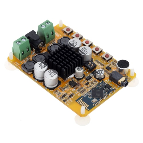TDA7492 Wireless 4.0 2*50W 2-channel Audio Receiver Stereo Digital Power Amplifier Board Module