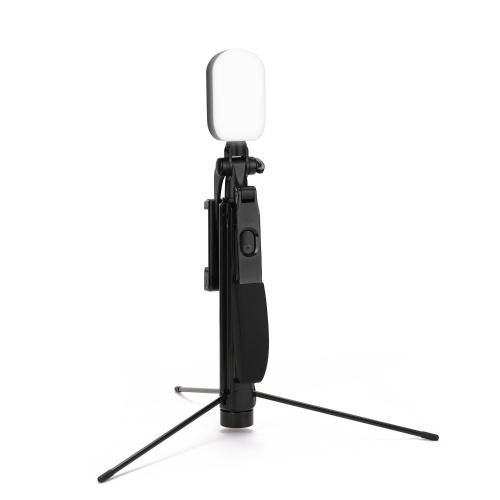A21 Mobile Phone Handheld Stabilizer BT Phone Video Balance Handle Telescopic Tripod Anti-Shake Phone Selfie Stick