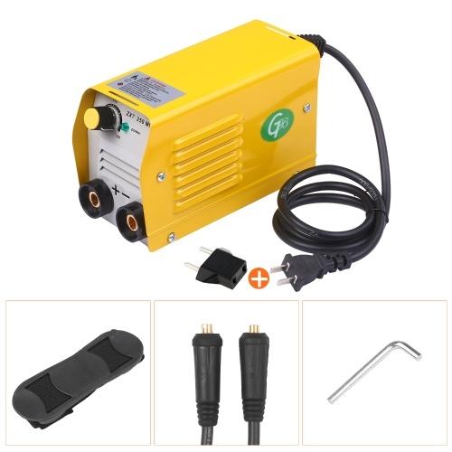 Arc Welder 250Amps IGBT Welding Machine Portable Mini Electric Welder Anti-Stick