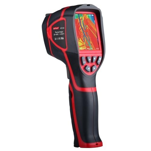 wintact赤外線サーマルイメージャー2.8インチカラースクリーンデジタルディスプレイプロフェッショナルハンドヘルドHD IRサーマルイメージャー