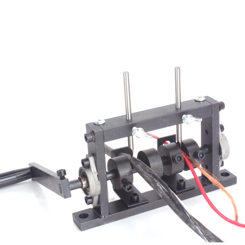 Manual Electric Drill Dual-purpose Wire Stripping Machine Scrap Cable Peeling Machines Stripper for 1-30mm