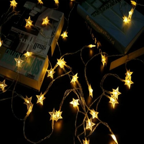 Twinkle Star String Lights Fairy String Lights for Indoor Outdoor Wedding Party Christmas Tree New Year Garden Decoration