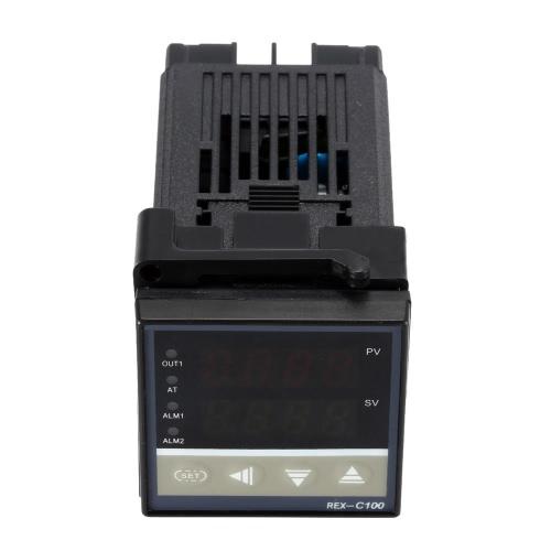 4.8*4.8*8.5cm Digital LED PID Temperature Controller