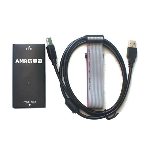 STM32F205 JLINK V9 / V11(オプション)エミュレーターARMSTM32ダウンローダーJTAG / SWDダウンロードエミュレーターARM開発学習ツール