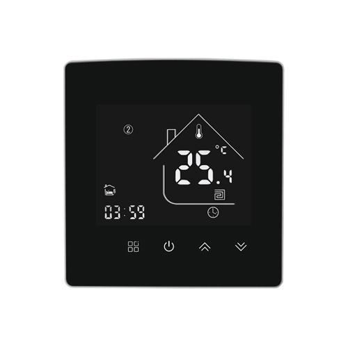 インテリジェント温度コントローラーサーモスタットタッチスクリーンインテリジェント温度制御スイッチホームインテリジェントライフホテル多機能温度制御ツールGA / GB / GCオプション