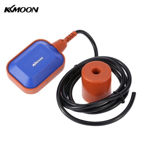KKmoon High Quality 2m Automatic Square Float Switch Liquid Fluid Level Controller Sensor for Water Tank Tower