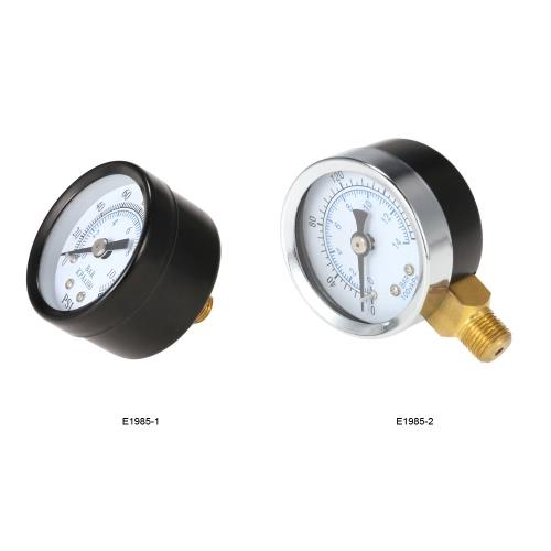 40 мм 0 ~ 160psi 0 ~ 10bar бассейн Фильтр давления воды Гидравлический набор Манометр Meter Манометр 1/8