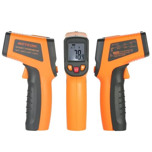 Meterk -50 ~ 400 ° C Medímetro de temperatura do termómetro