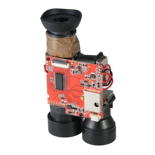 TTLコンバーターのダウンロードケーブルをUSBで600メートルDIYレンジファインダーレーザー距離計モジュールの距離速度測定