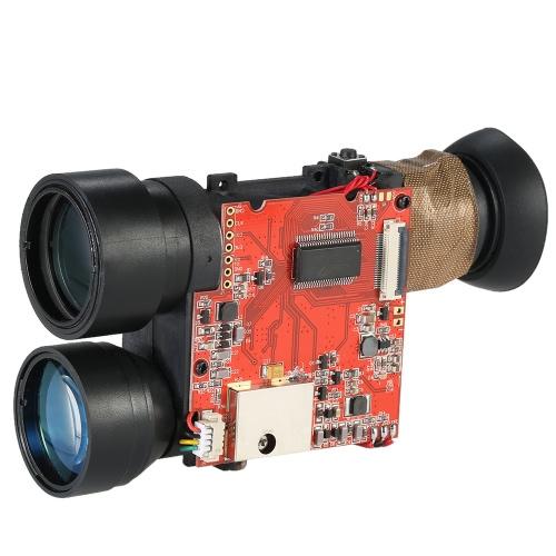 Medidor de distância de laser de alcance de 600 m DIY Range Finder