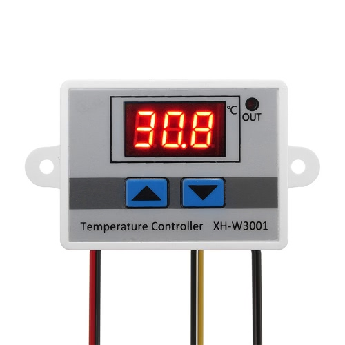 XH-W3001 Digital LED Pré-fio Cool / Hot Temperature Controller-220V