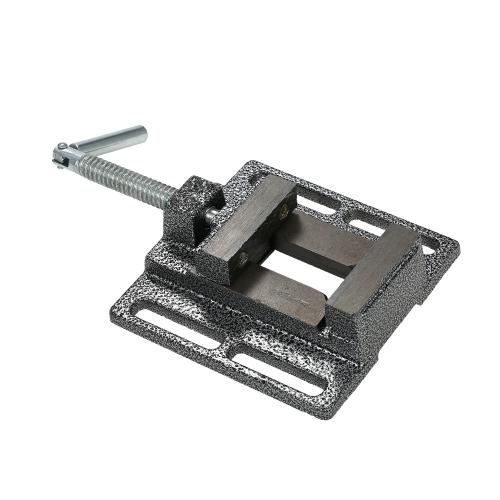 """2.5 """"ヘビーデューティドリルプレスクランプテーブルバイスマシン修理の副ツール"""