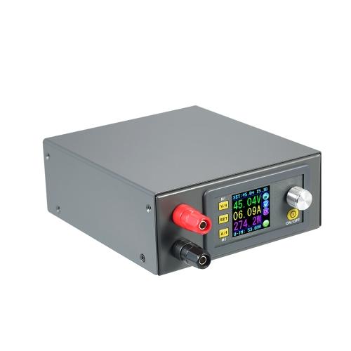RD DPおよびDPS電源通信インターフェイスを備えたDIYハウジングキットデジタル定電圧電流バックコンバータケースのみボックス