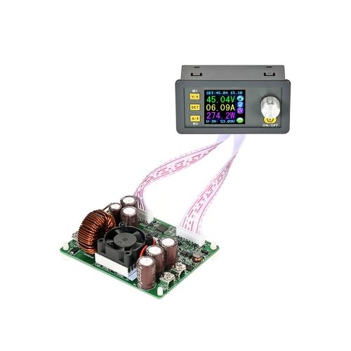 LCD Цифровой программируемый контроллер Buck-Boost Модуль питания Постоянное напряжение тока DC 0-50.00V / 0-20.00A Выход DPS5020