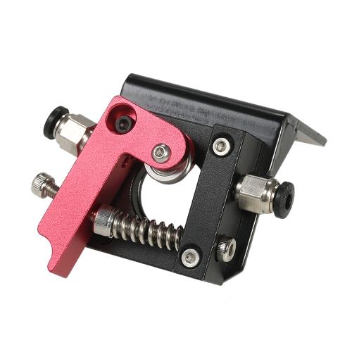 3D Printer All-metal Remote Extruder Accessories DIY Kit for MK8 Extruder 1.75mm/3mm Filament Left Hand