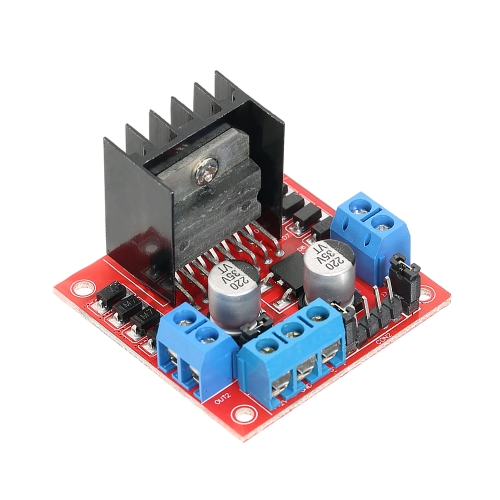 Modulo scheda controller controller passo-passo DC L298N Dual H Bridge