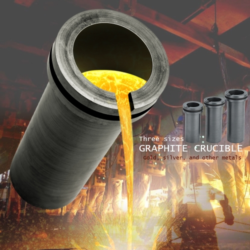 High-purity Melting Graphite Crucible 1KG