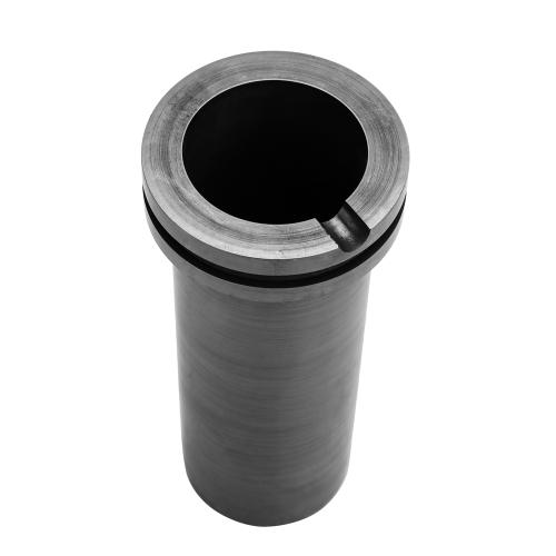 Высокочистый плавильный графитовый тигель для высокотемпературных золотых и серебряных металлических плавильных инструментов