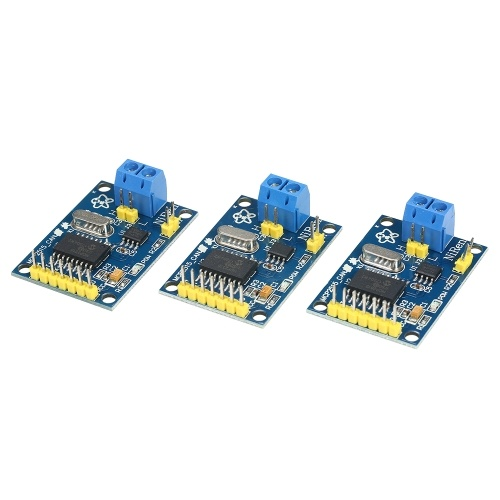 3PCS MCP2515 Scheda bus SPI del modulo bus CAN TJA1050