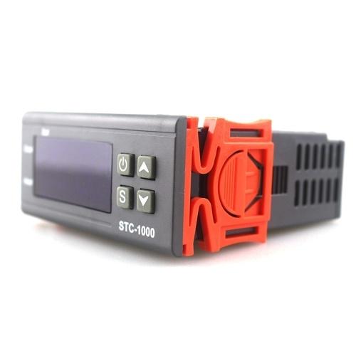 Regolatore elettronico di temperatura del microcomputer con display digitale a LED elettronico STC-1000
