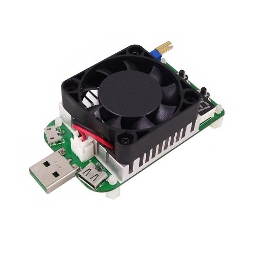 LD25 USB Intelligent Protection Carico elettronico a corrente costante regolabile