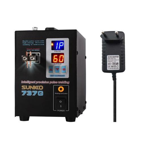Сварочный аппарат для точечной сварки аккумуляторных батарей с двумя педалями
