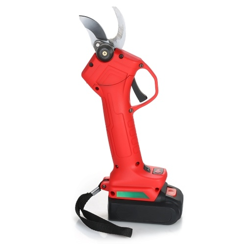 Cordless Electric Rechargeable Lithium Pruning Shears Secateur Branch Cutter Electric Fruit Pruning Tool Electric Garden Pruner