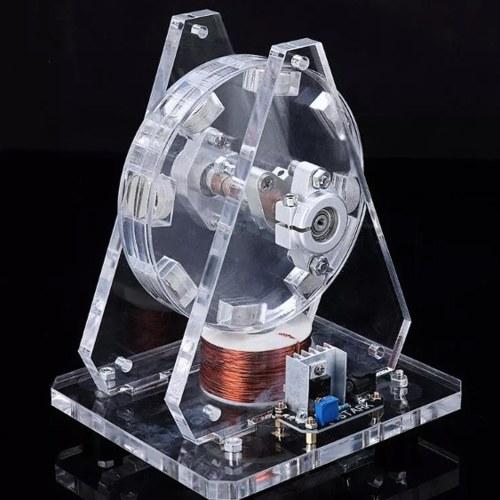 DIY бесщеточная модель магниты псевдо-вечный двигатель диска 24 В игрушка наука