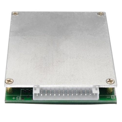 1pc 35A 48V 13S Placa de protección de batería para batería de iones de litio 18650 con celda BMS Placa de circuitos integrados de equilibrio de protección de PCB