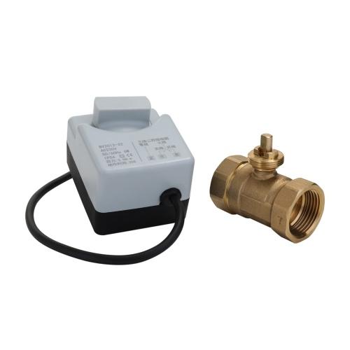 AC220V Actuato eléctrico de válvula de