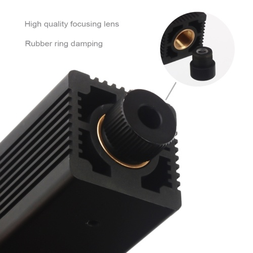 3500mW 405nm Violet Light Laser Head for Master Series DIY Carving Engraving Machine Engraver Accessory