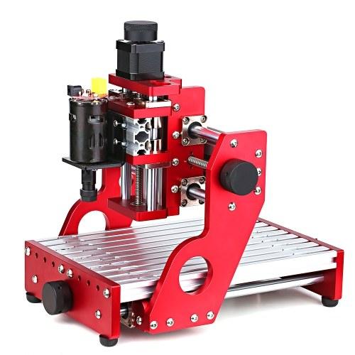 CNC 1419 Metal Engraving Cutting Machine Router Desktop DIY Milling Machine Aluminum Copper Wood PVC PCB Machine