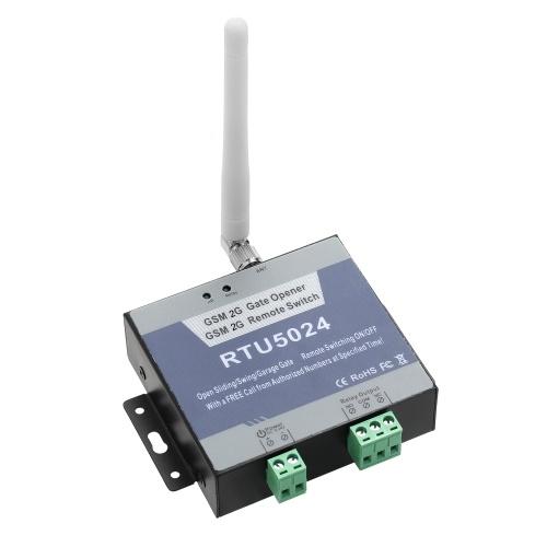 GSM Relais SMS Anruf Fernbedienung Toröffner Schalter Für Parksystem Drahtlos Zugangskontrolle