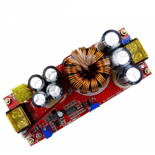 Constant Voltage Constant Current Boost Converter Boost By Fan Boost Power Module For Electric Bicycle Booster