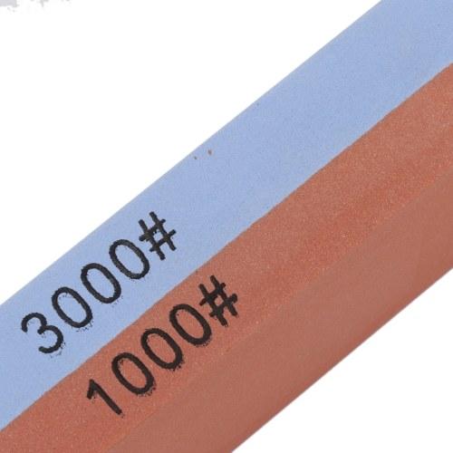 1000/3000 зернистость точильный камень двухсторонний точильный камень для кухни на открытом воздухе точилка точилка точильный камень фото