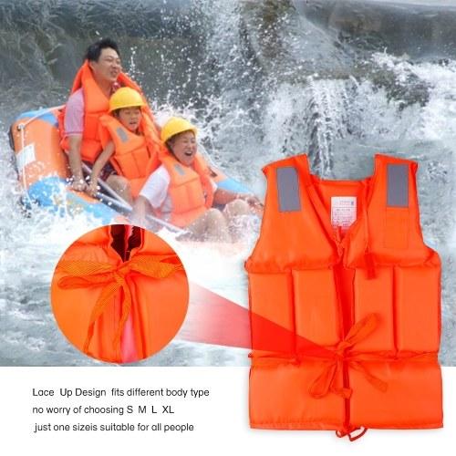 Personal Flotation Device PFD Marine Swimming Boating Rafting Paddle Sports Safety Life Vest Jacket for Ships Fishing Paddling Kayaking