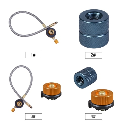 Iron Wire Pipe Flat Valve Pipe Fittings Camping Stove Pipe Equipment