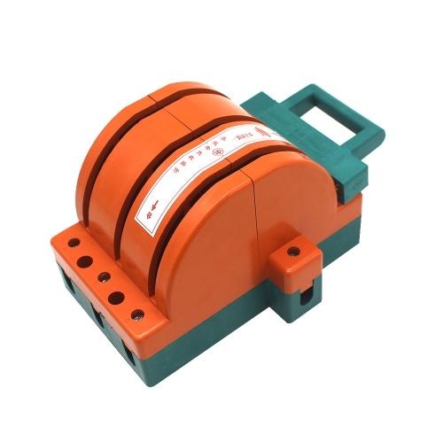 Portable Mini Safe Switch Impetus 63A 380V 3P Dual Impetus Manual Transfer Switch