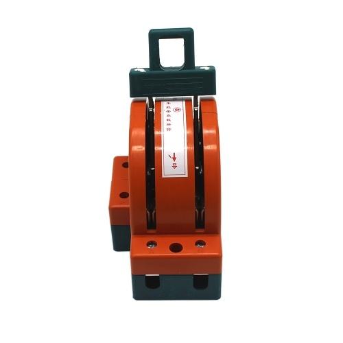 Portable Mini Safe Switch Impetus 63A 220V 2P Dual Impetus Manual Transfer Switch