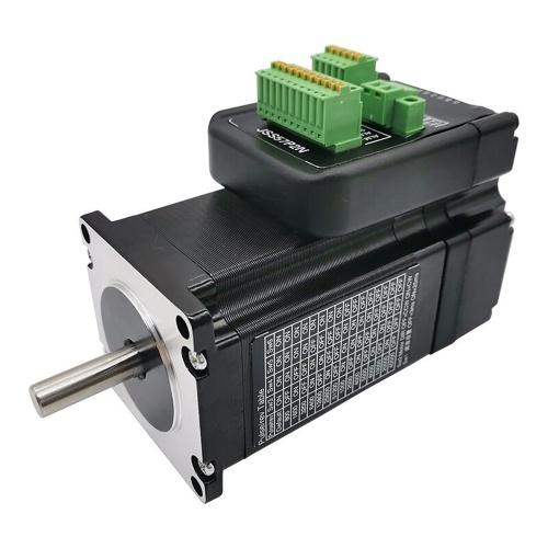 Motore passo-passo integrato per stampante 3D per fresatrice per incisione CNC